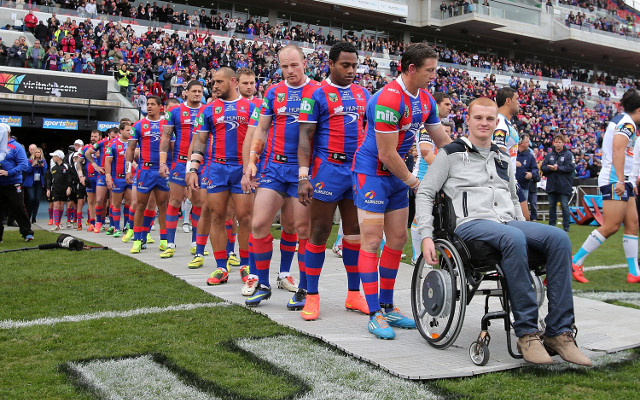 Newcastle Knights player Alex McKinnon may sue NRL, Melboune Storm following career-ending injury