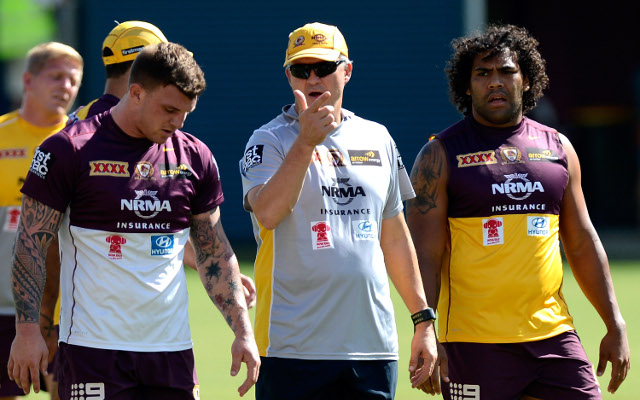 I told them I got the arse: Sacked Brisbane Broncos coach Anthony Griffin speaks out