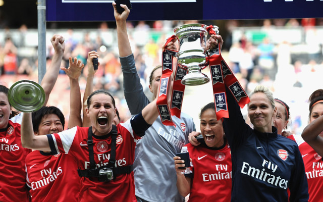 Arsenal Ladies v Notts County Ladies: FA Women's Super League 1 match preview and live streaming