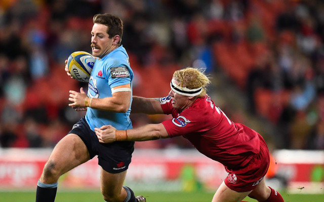 Bernard Foley signs new 'flexible' contract with Wallabies and NSW Waratahs