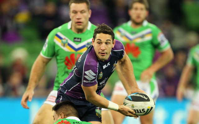 Billy Slater: Melbourne Storm star to miss State of Origin III and remainder of NRL season