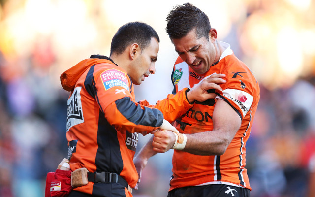 Braith Anasta injury news: Wests Tigers veteran's career could be over