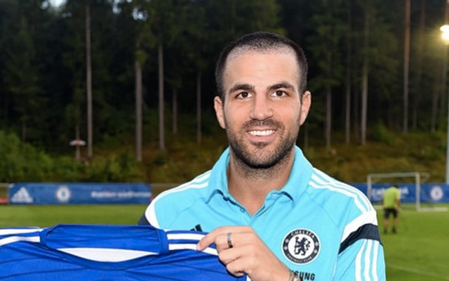 Barcelona star backs Chelsea new-boy Cesc Fabregas to guide club to trophies