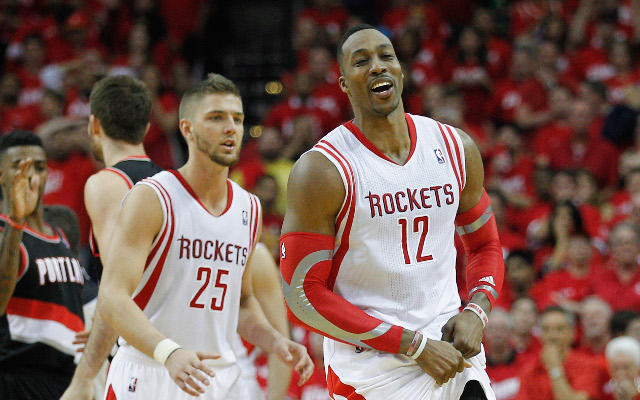 NBA news: Dwight Howard speaks about Chandler Parsons leaving the Houston Rockets