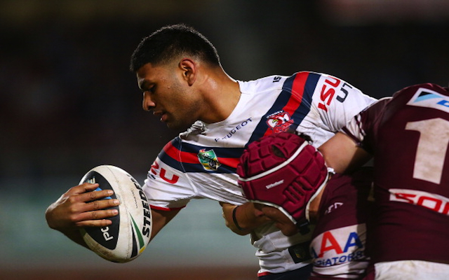 Sydney Roosters winger Daniel Tupou out for six weeks