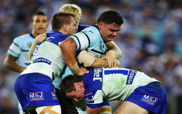 NRL club Cronulla Sharks re-sign talented duo
