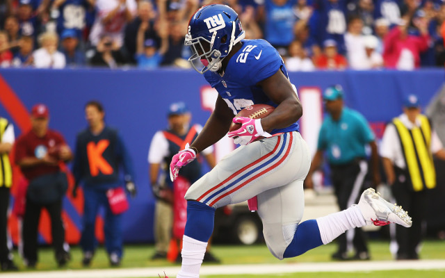 New York Giants running back to be placed on IR