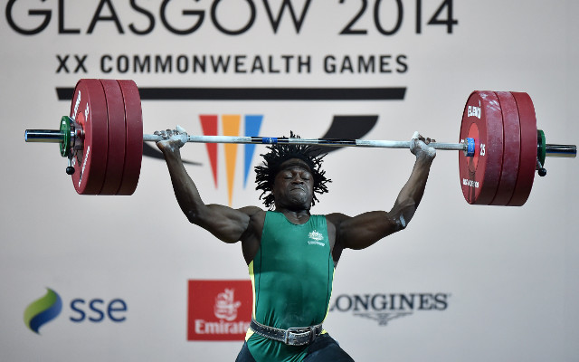 Australian weightlifter charged with assault inside athletes' village