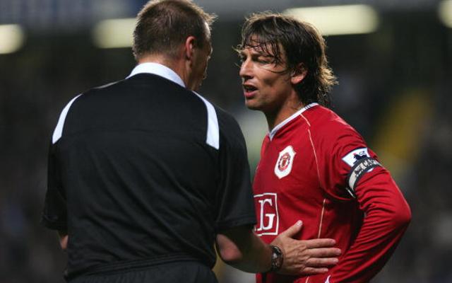 Gabriel Heinze Man Utd