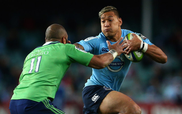(Video) Waratahs v Highlanders – Super Rugby full match highlights