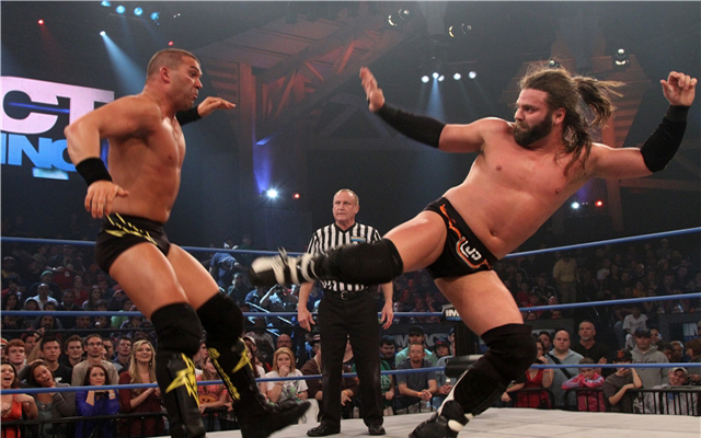 TNA's superstar trio: James Storm, Robbie E and Brooke – talk British Boot Camp 2, the six-sided ring, dealing with the haters and more