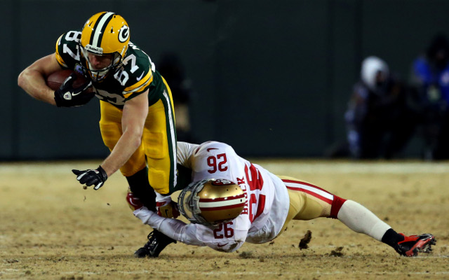 Green Bay Packers wide receiver day-to-day with hamstring injury