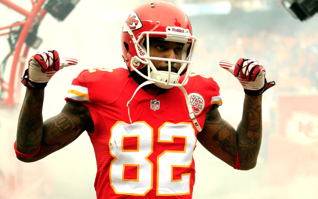 Dwayne Bowe shows hard work in offseason with weight loss