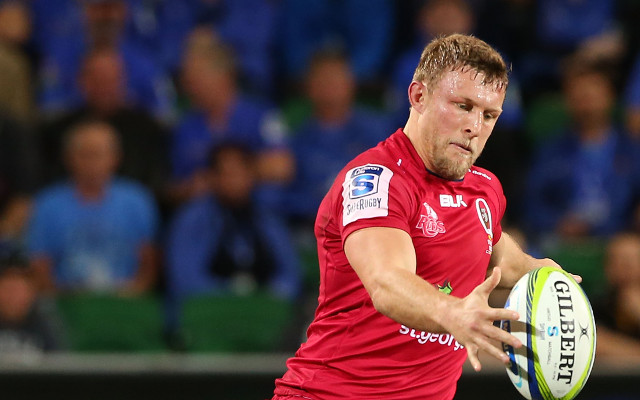 Lachie Turner has no regrets over move to Queensland Reds