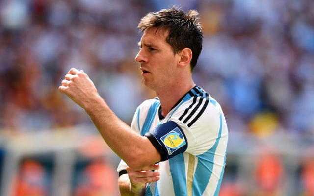 Lionel Messi's greatness should not hinge on World Cup final victory