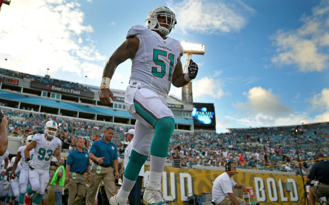 Miami Dolphins C Mike Pouncey could miss more time
