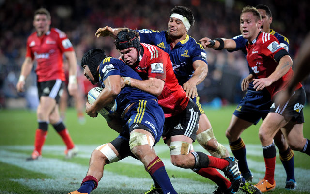 (Video) Crusaders v Highlanders: Super Rugby – match highlights