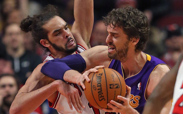 (Video) FIBA World Cup 2014: Chicago Bulls fans, Pau Gasol is in top form