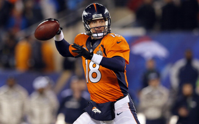 INJURY: Denver Broncos QB Peyton Manning questionable for Monday