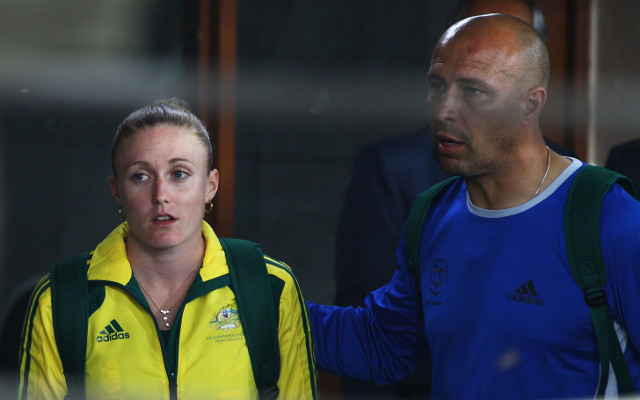 Australian coach Eric Hollingsworth sent home from Commonwealth Games
