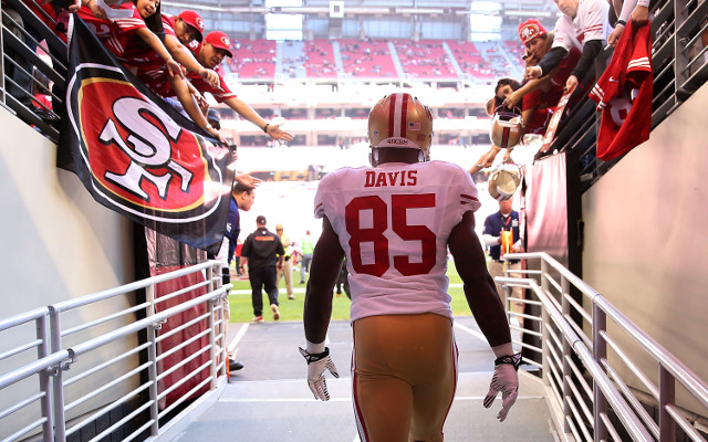 Vernon Davis not expected to sign new San Francisco 49ers deal