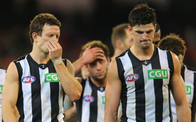 "Scott Pendlebury labels Collingwood's loss to Essendon as ""embarrassing"""