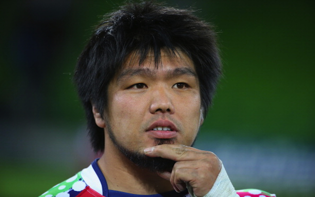 Japanese international Shota Horie re-signs with Super Rugby club Melbourne Rebels