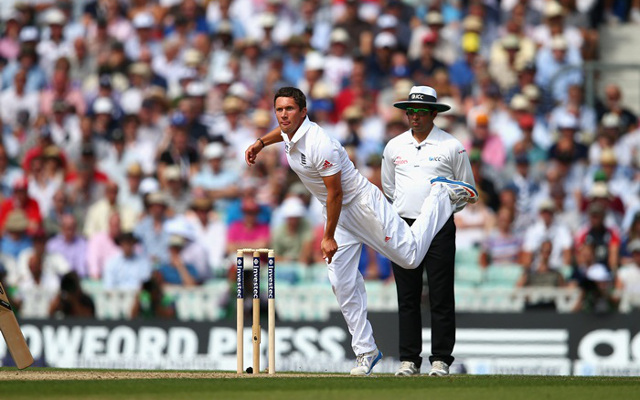 England recall left-arm spinner Simon Kerrigan for second Test against India at Lord's
