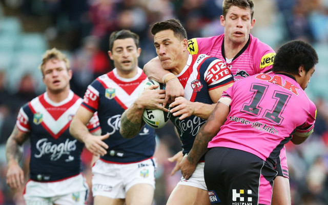 Sydney Roosters superstar Sonny Bill Williams says he may return to NRL