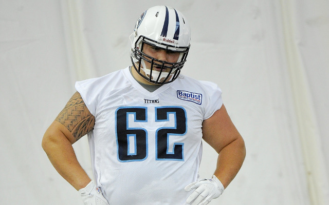 Brian Schwenke ready for second year with Tennessee Titans