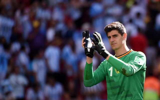 (Video) Goalkeeper Thibaut Courtois give first interview back at Chelsea