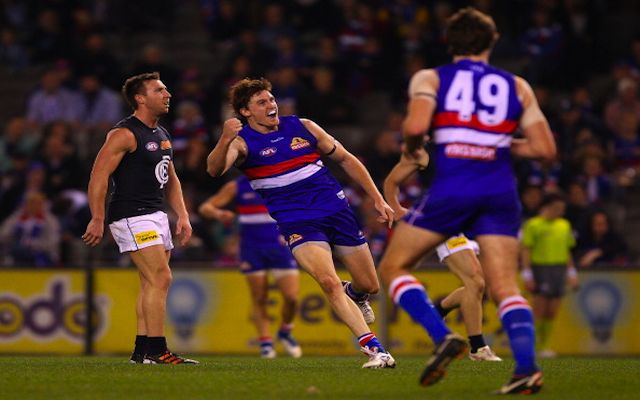Western Bulldogs defender Tom Williams announces his retirement from AFL football