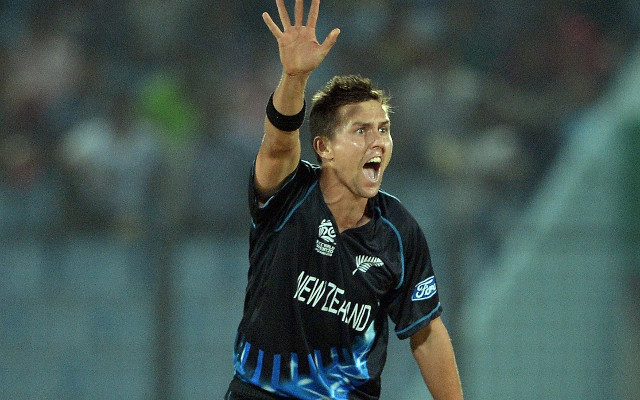 (Video) Trent Boult's catch against the West Indies is the best in cricket history
