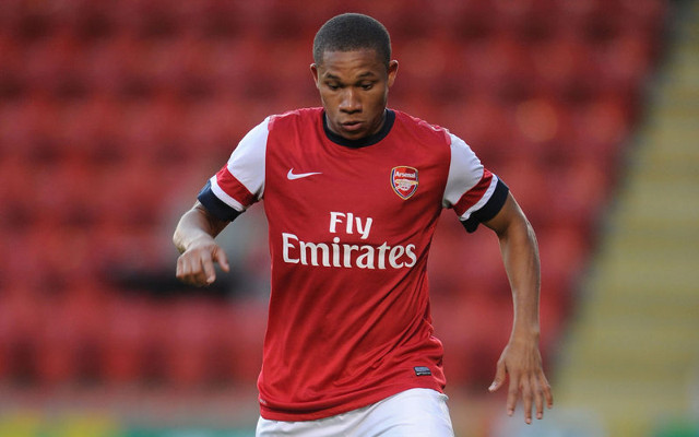 Wellington Silva goal video: Forgotten Arsenal winger scores for first time in English football
