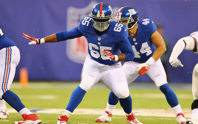 Training camp: New York Giants offensive line preview