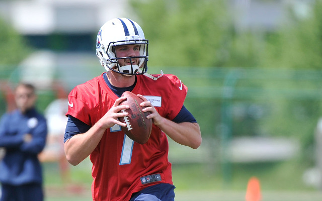 INJURY: Tennessee Titans QB Zach Mettenberger out for season with AC joint separation