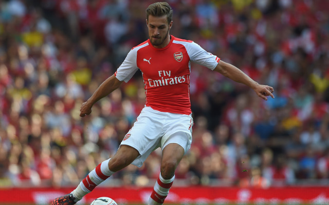 Aaron Ramsey dedicates Arsenal's 4-1 over Galatasaray to Arsene Wenger