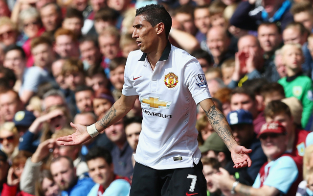 (Video) HANDBALL! How did Manchester United winger Angel di Maria not get punished for this offence against Liverpool?