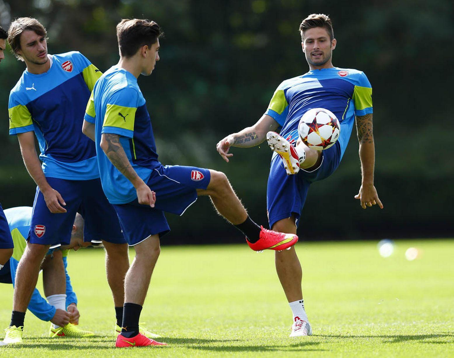 Arsenal-Training-Pics 4