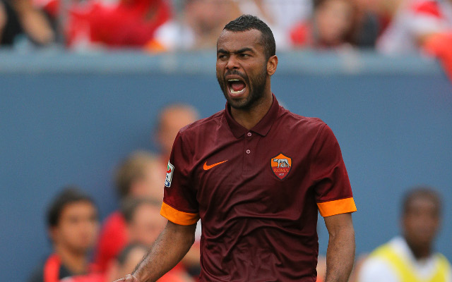 Ex-Chelsea ace Ashley Cole could be set for Rome exit after just three months