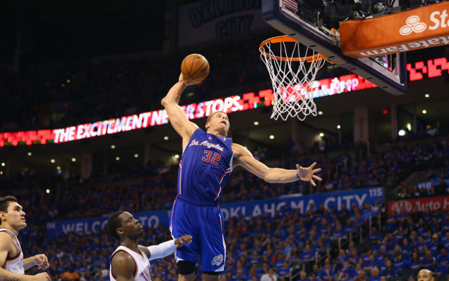 NBA news: Los Angeles Clippers star Blake Griffin out at least three weeks