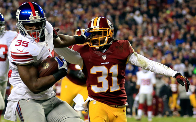 Washington Redskins safety suspended for two games