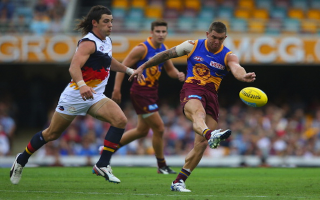 Brisbane Lions veteran midfielder calls time on AFL career