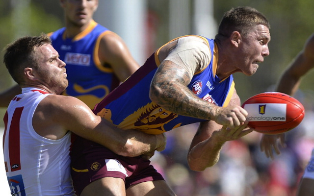 (Image) Brisbane Lions player Brent Moloney posts touching retirement message on Instagram
