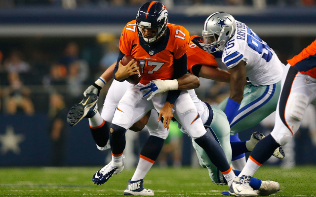 Denver Broncos defeat Dallas Cowboys, 27-3