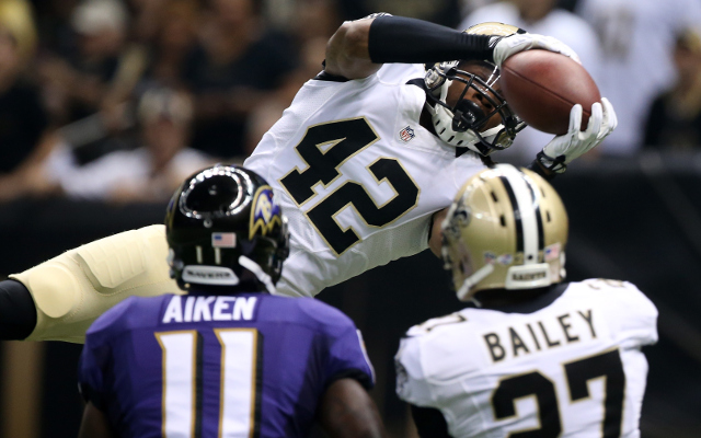 CUT: New Orleans Saints release cornerback Champ Bailey