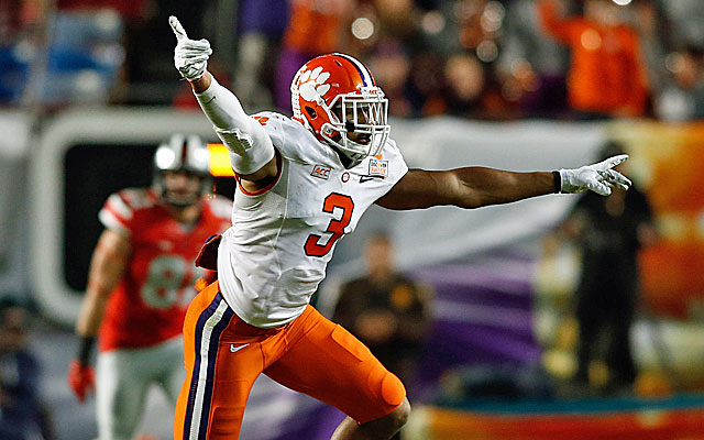 College football preview: #16 Clemson vs. #12 Georgia