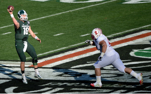College football preview: #8 Michigan State vs. Jacksonville State