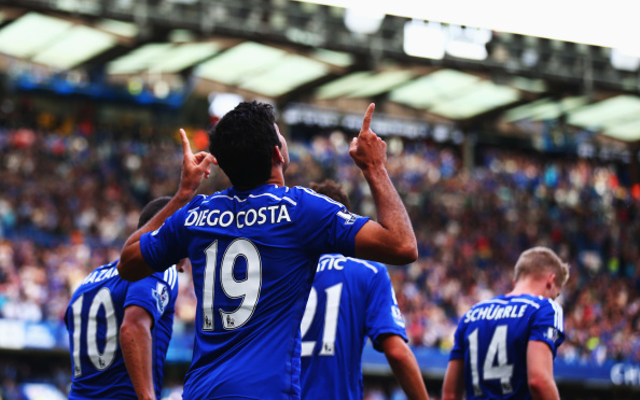 The 20 highest goalscorers in Europe so far this season: Chelsea goal machine only in third