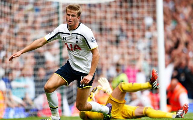 Eric Dier Tottenham goal
